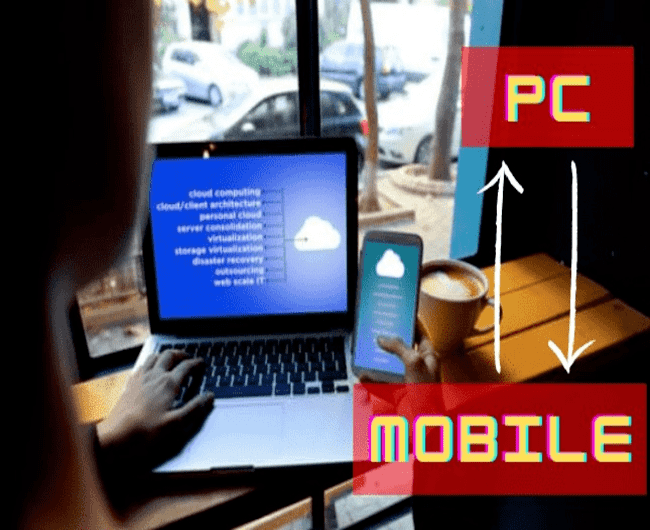How to Access a PC by using Android Devices or another PC?