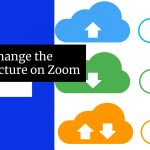 how to change the storage location of the recorded session in zoom-foftact