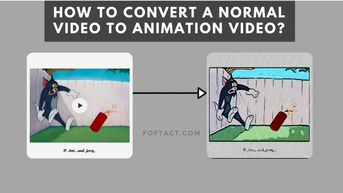 How to convert a Video to Animation on Android?