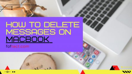 How to Delete All Messages on Mac or MacBook?